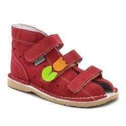 Dziecięce buty profilaktyczne Danielki T125/135 Malina