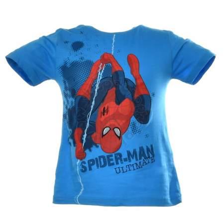 Bluzka dziecięca z krótkim rękawem Spider-Man