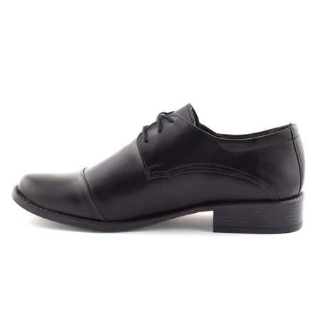 Buty komunijne dla chłopca Zarro 2073