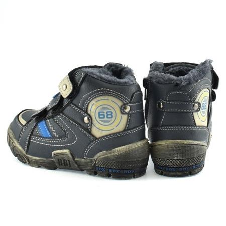 Buty zimowe dla dzieci Badoxx 3XC-6405W