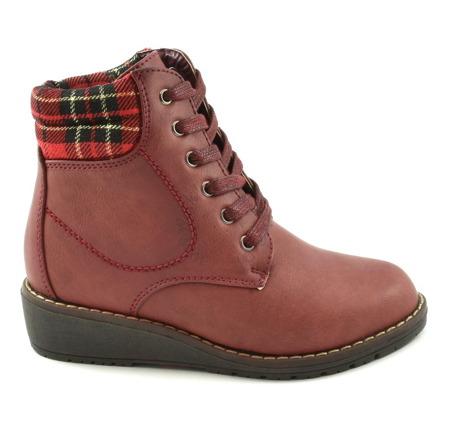 Buty zimowe dla dzieci Wojtyłko 1055