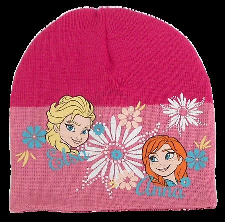Czapka dla dzieci z postaciami z bajki Frozen Kraina Lodu Elsa