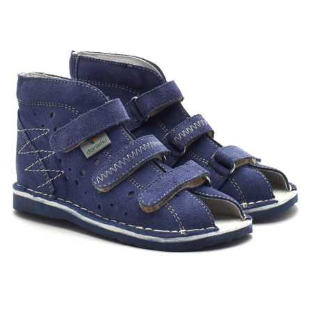 Dziecięce buty profilaktyczne Danielki T105/115 Jeans