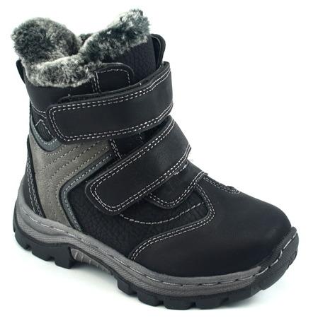 Dziecięce buty zimowe firmy MaiQi J103