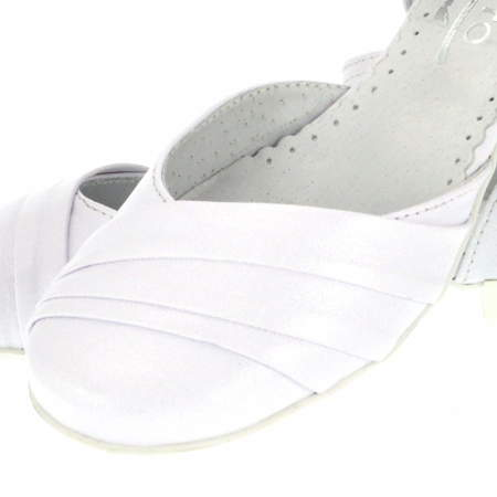 Dziewczęce buty komunijne Zarro 838
