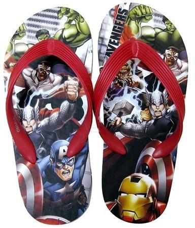 Japonki dziecięce Avengers