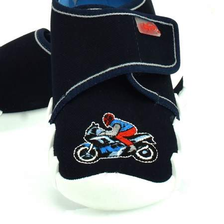 Kapcie dziecięce Befado 273Y255 Skate
