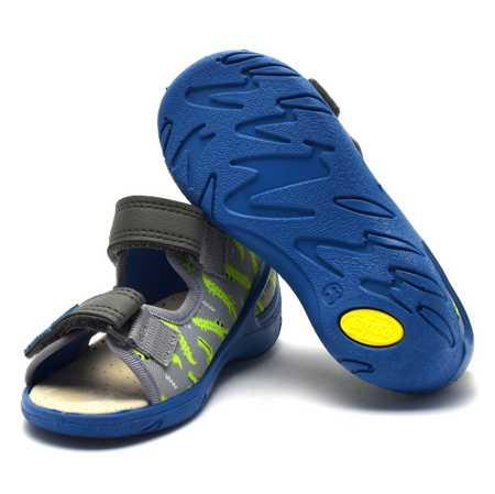 Kapcie/sandałki dla chłopca Befado 065P159 Sunny