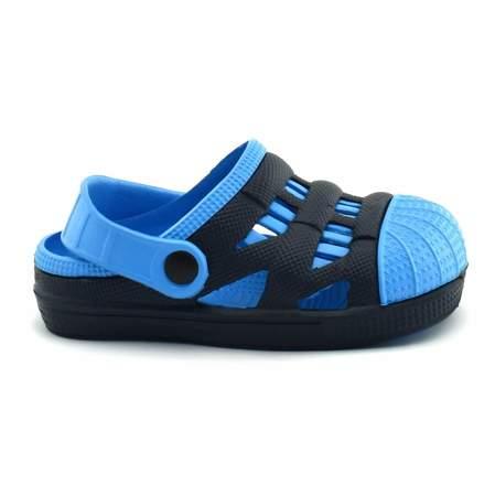 Klapki dziecięce Kolmax 056 Niebieskie