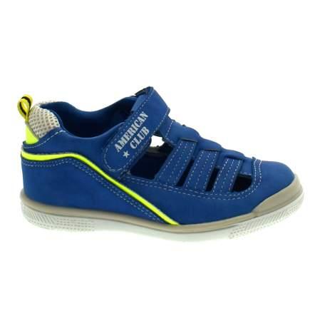 Sandały dla dzieci American Club GC 12/20 Blue
