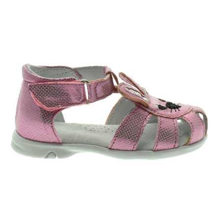 Sandały dla dzieci Kornecki 06554 Różowe