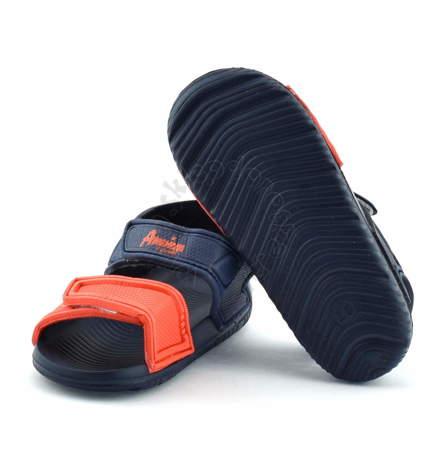 Sandały dla dzieci z pianki American Club  6631