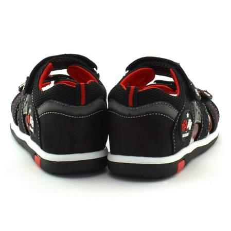 Sandały dziecięce American Club DR 11/20 Black