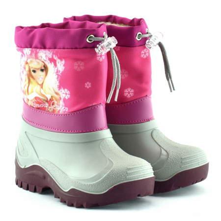 Śniegowce dla dzieci marki Renbut / Muflon 22-468