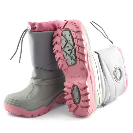 Śniegowce dla dzieci marki Renbut / Muflon 22-468/32-468