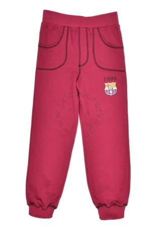 Spodnie dresowe dla dzieci z logo klubu FC Barcelona