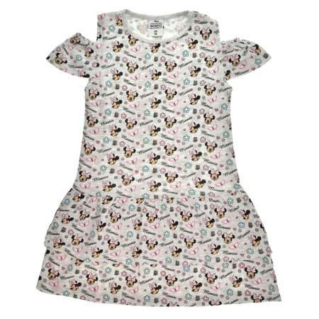 Sukienka dresowa dla dzieci Minnie Mouse