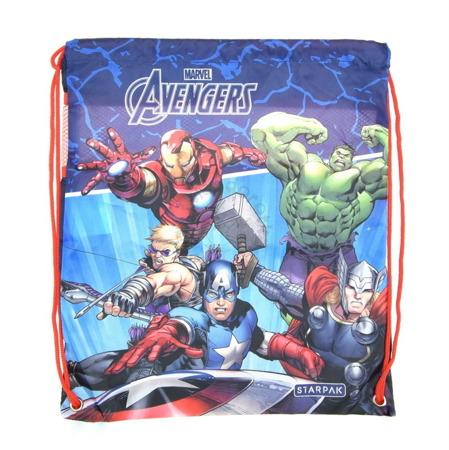 Worek na obuwie dla dzieci Avengers